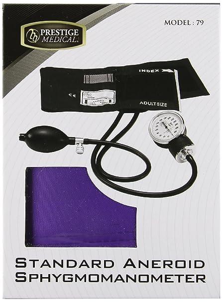 NCD Medical – Tensiómetro manopoire brazalete color morado