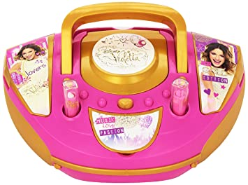 Violetta - Estuche musical para maquillaje (Simba 8880708)