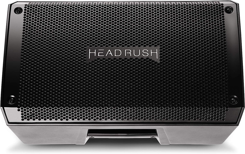 HeadRush FRFR-108 – Monitor Activo de Guitarra con Amplificador de 2000 W de potencia, 8 pulgadas, Rango Completo y Respuesta Plana para modelar efectos de guitarra y procesar amplificaciones
