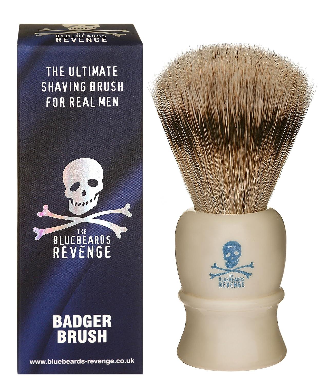 Bath & Body The Bluebeards Revenge The Ultimate Badger Shaving Brush 1 Piece Men Shaving Creams, Foams & Gels