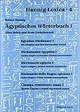 Ägyptisches Wörterbuch 1: Altes Reich und Erste Zwischenzeit (Hannig-Lexica)