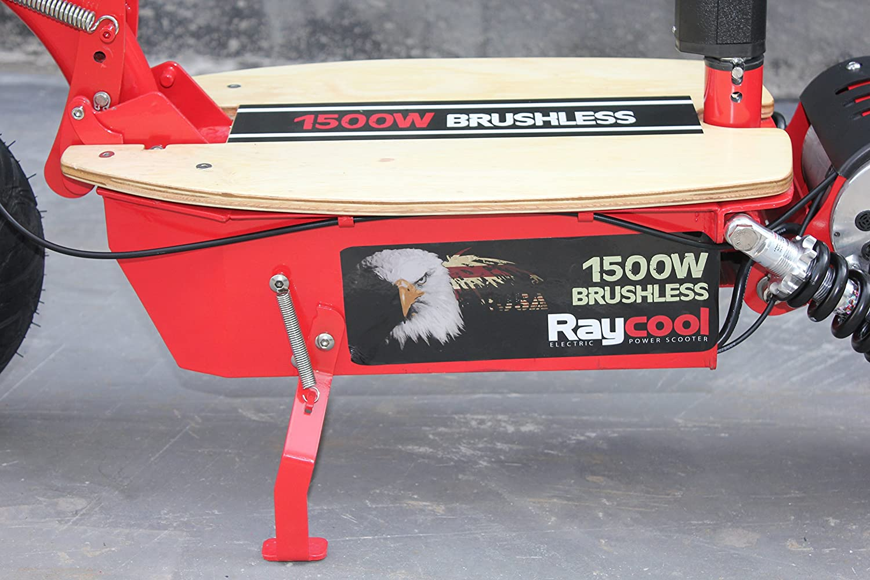 Patinete Eléctrico Raycool Brushless 1500W - 48V - Ruedas de ...