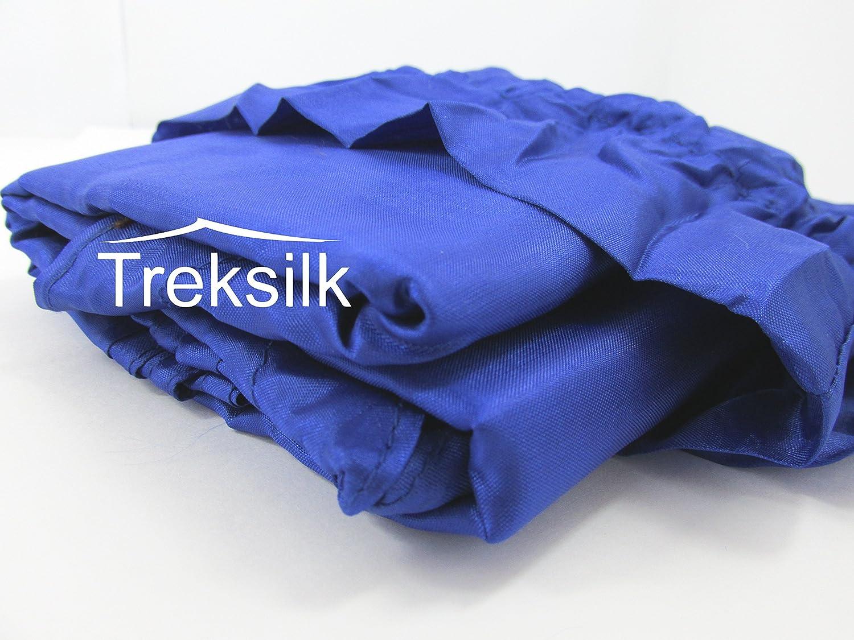 Treksilk Royal Blue Mummy Single Art - Saco de Dormir (Seda), Color Azul: Amazon.es: Deportes y aire libre