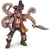 Papo - 39464 - Figurine - Pirate Mutant Pieuvre