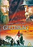 WARNER HOME VIDEO Gettysburg [DVD]