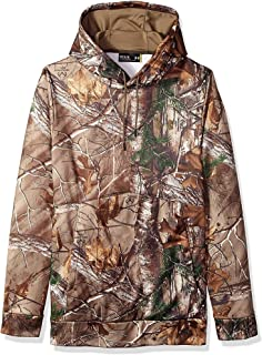 Under Armour Mens Storm Camo Hoodie Tall