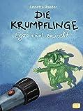 Die Krumpflinge - Egon wird erwischt! (Die Krumpflinge-Reihe, Band 2)
