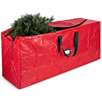 ZOBER Artificial Fits Up to 7 Foot Christmas Tree Storage Bag