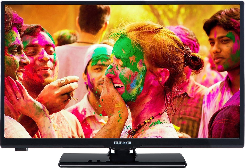 Telefunken l24h275i3 61 cm (24 Pulgadas) televisor (HD Ready, sintonizador Triple): Amazon.es: Electrónica