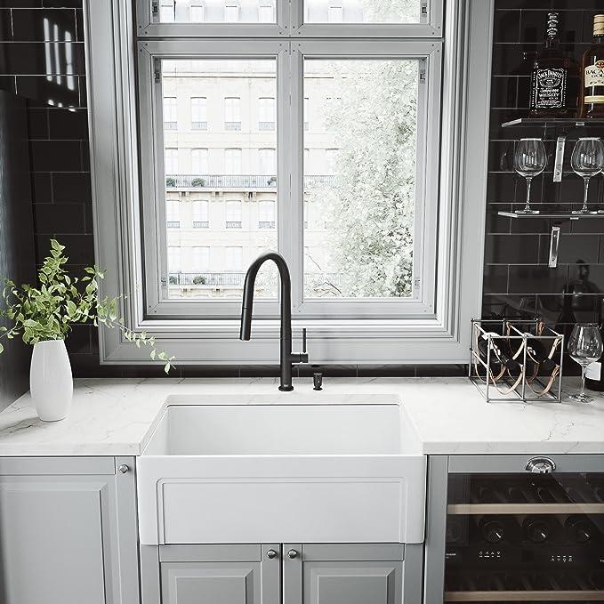 vigo kitchen faucet reviews