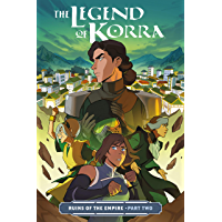 The Legend of Korra: Ruins of the Empire Part Two book cover