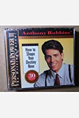 How to Shape Your Destiny Now (Anthony Robbins' Personal Power II, The Driving Force, Volume 2) Audio CD