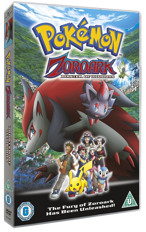 Pokemon Zoroark Master Of Illusions Full Movie Dailymotion Mon Web Radio Nl