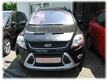 AB-00462 PROTECTOR DEL CAPO Kuga 2008-2012 Bonnet Bra TUNING: Amazon.es: Coche y moto