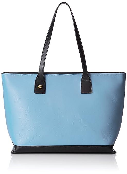 Piquadro Shopping Bag Collezione Antilias Borsa a spalla 1feb818f905
