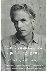 The Journals of Spalding Gray Paperback