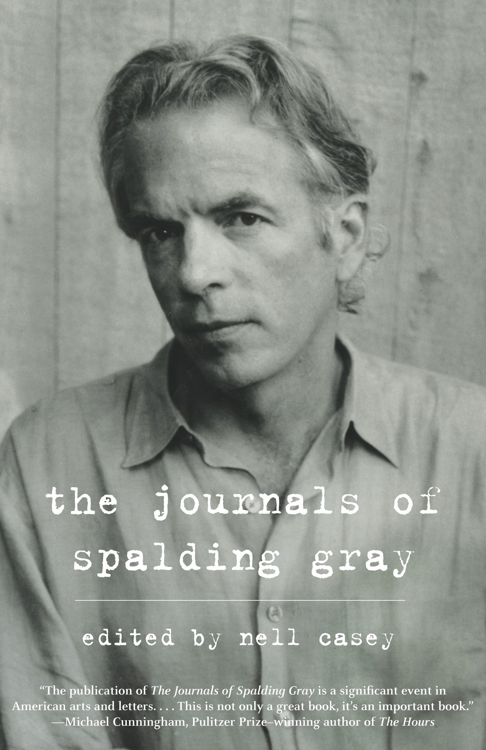 The Journals of Spalding Gray pdf