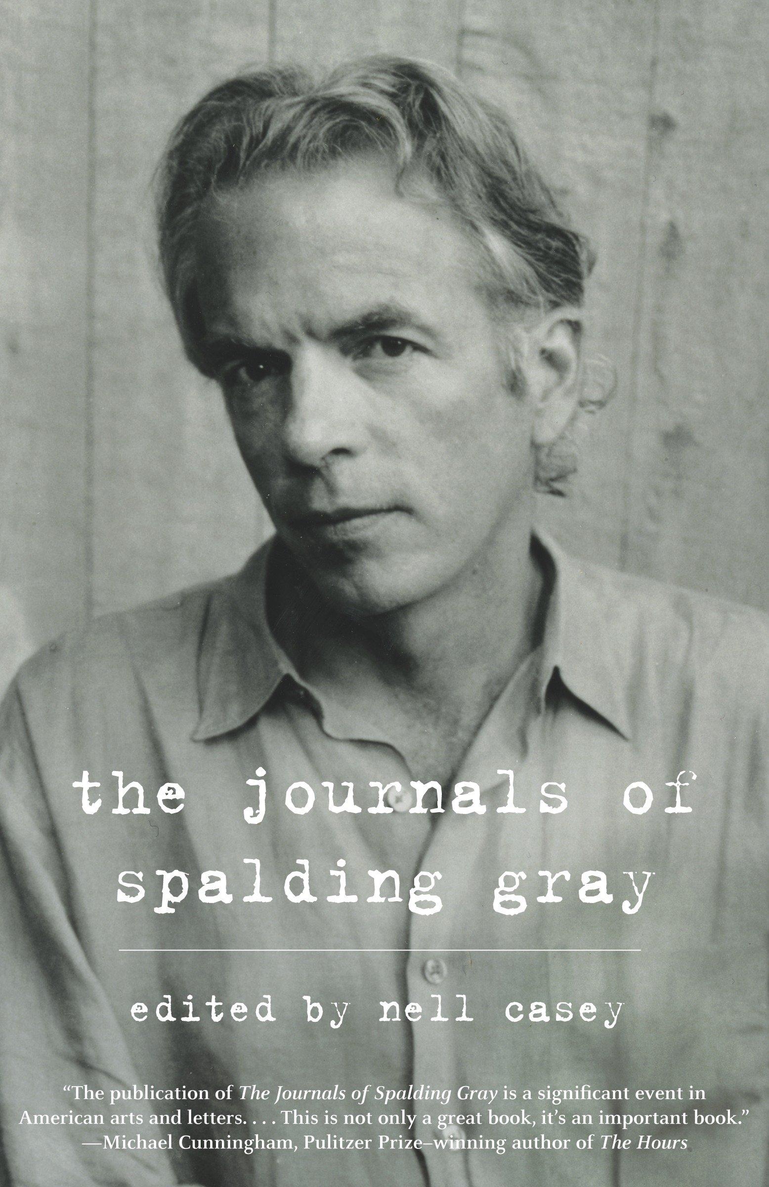 The Journals of Spalding Gray pdf epub