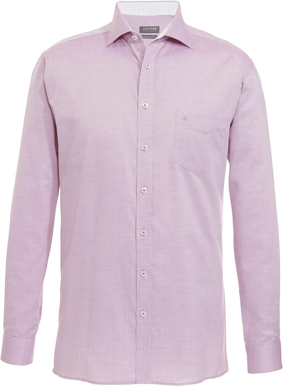Jupiter - Camisa de vestir - Cutaway - Manga Larga - para ...