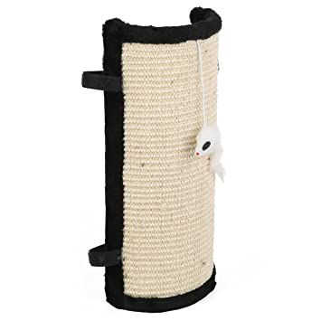 Cat Scratcher Post Pad   Features Velcro For Wrapping Around Table, Couch,  Chair,