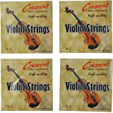 Full Set Steel Musical Violin Strings E1 A2 D3 G4 Replacement