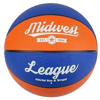 6 Ballon de Basket Mixte Adulte Orange//Blanc 74-584Z Spalding TF 250 Women SZ.6,