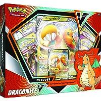 Pokémon USA, Inc., Pokémon TCG verzamelkaartspel: Dragonite V Box, kaartspel, vanaf 6 jaar, 2 spelers, meer dan 20…