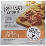 Lorissa's Kitchen Premium Chicken Cuts, Ginger Teriyaki, 4 Count