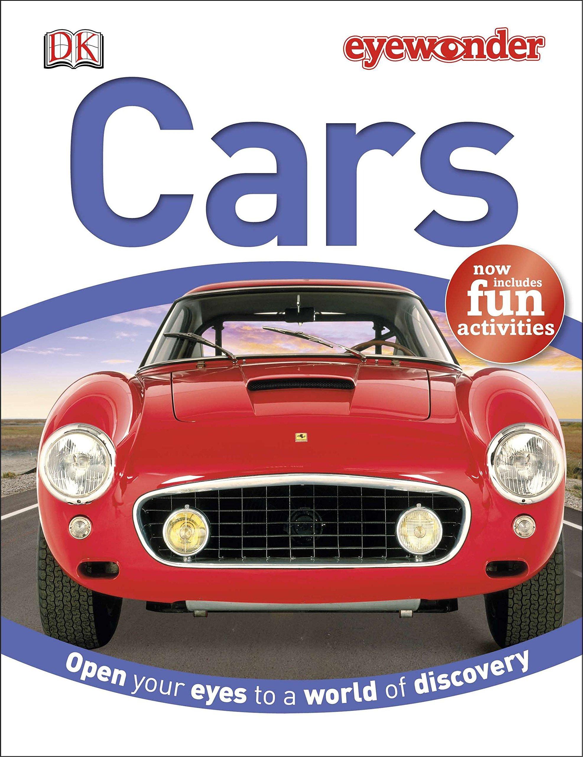 Eye Wonder: Cars ebook