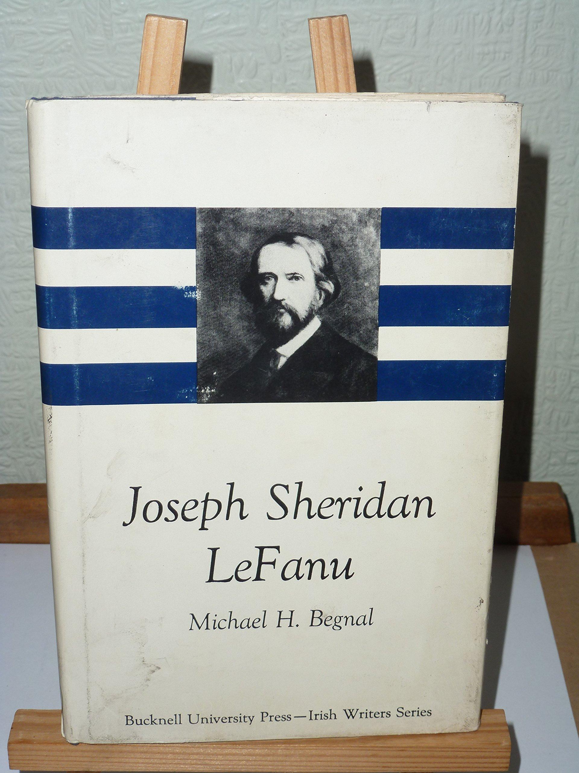 Joseph Sheridan Lefanu (The Irish writers series)