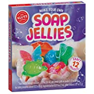 Klutz 832150 Make Your Own Soap Jellies