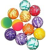 Hi Bounce Ball Assortment Of 12 Bouncing Balls