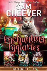 Enchanting Inquiries Collection 1: Books 1 - 3 Magical Mystery series (Enchanting Inquiries Collections) Kindle Edition