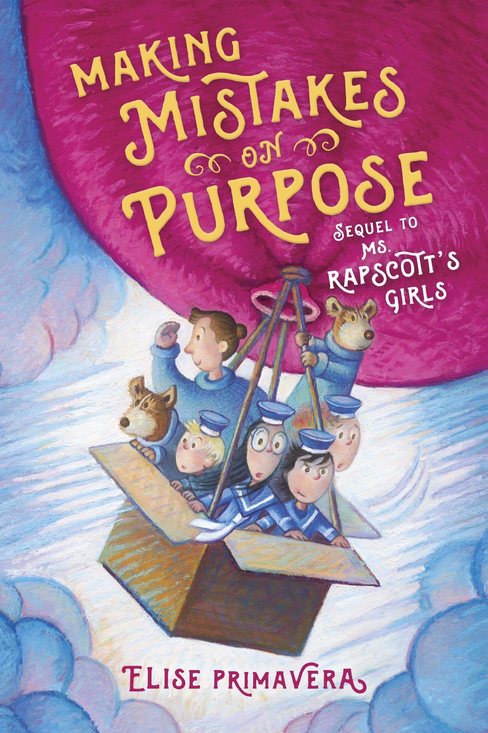 Making Mistakes on Purpose (Ms. Rapscott's Girls) pdf