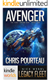Legacy Fleet: Avenger (Kindle Worlds) (The First Swarm War Book 2)