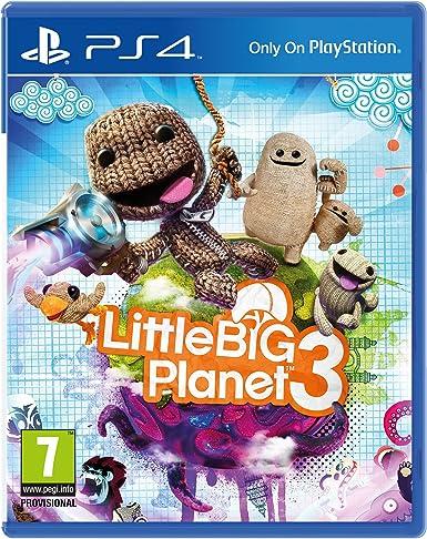 LittleBigPlanet 3 [Importación Inglesa]: Amazon.es: Videojuegos