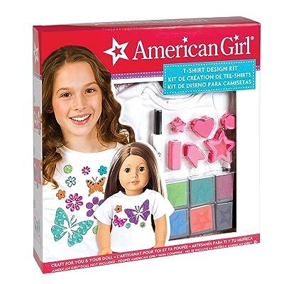 American Girl Stamping T-Shirt Design Kit: Toys & Games
