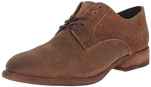 4d93c2454f6fc Amazon.com: FRYE Men's Everett Cap-Toe Oxford: Shoes