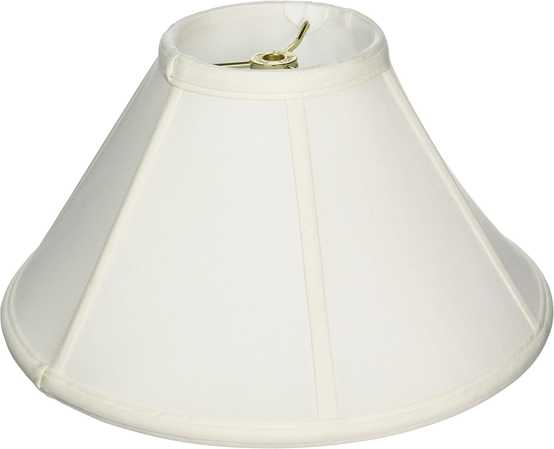 Royal Designs Empire Lamp Shade White 4 5 X 12 X 7 5 Amazon Com