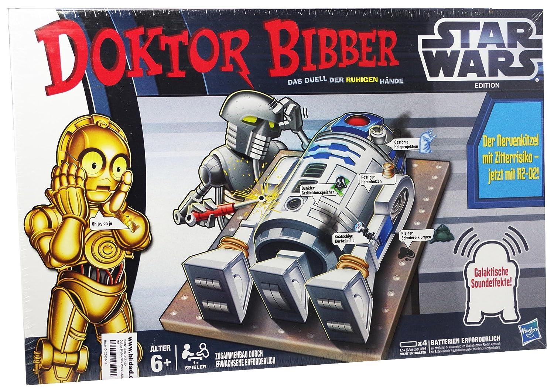 Doktor Bibber Star Wars Edition MB