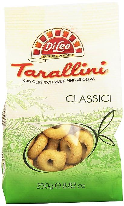 6 opinioni per Di Leo Tarallini Classici Gr.250