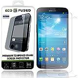 Protection d'Écran Premium en Verre Trempé pour Samsung Galaxy S4 - Vitre de Protection avec Revêtement Oléophobe - Anti-Empreinte et Anti-Rayures - Totale Clarté et Fonctionnalité Écran Tactile - 1 Chiffon de Nettoyage en Micro-Fibre ECO-FUSED inclus (Samsung S4, paquet de 2)