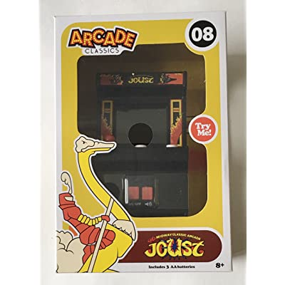Midway Arcade Classics #08 Classic Arcade Joust: Toys & Games