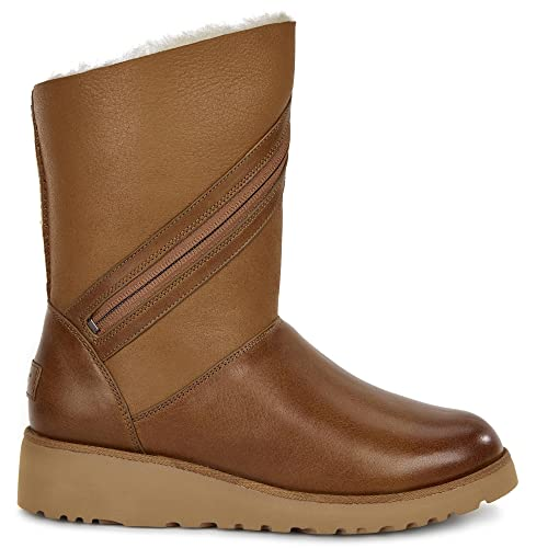 a200805e4ed UGG Women's Lorna Boot Chestnut Size 9 M: Amazon.ca: Shoes & Handbags