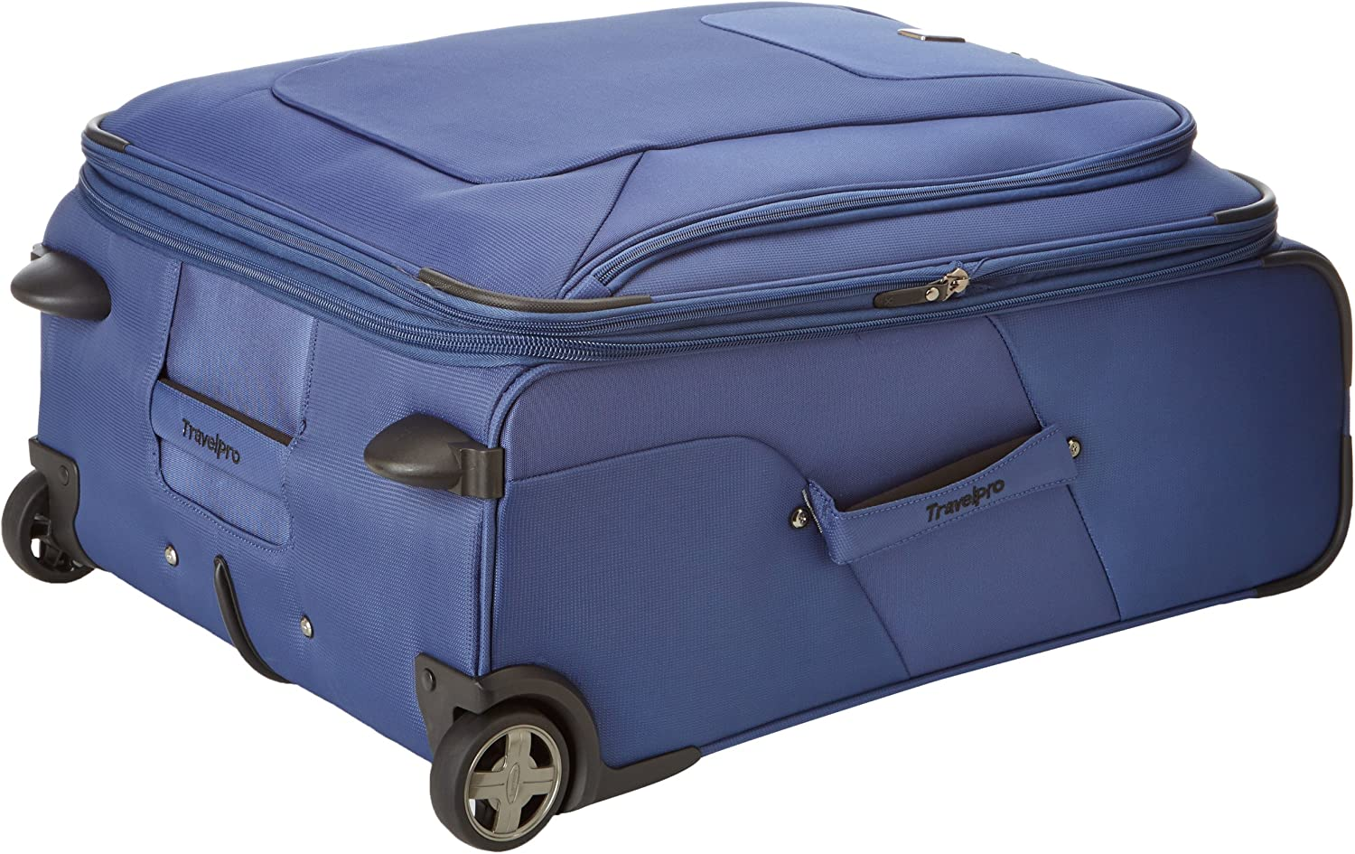 One Size Travelpro Luggage Maxlite3 25 Inch Expandable Rollaboard Blue
