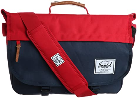 0d07777ca6f8 Image Unavailable. Image not available for. Colour  Herschel Supply Company Messenger  Bag Mill ...