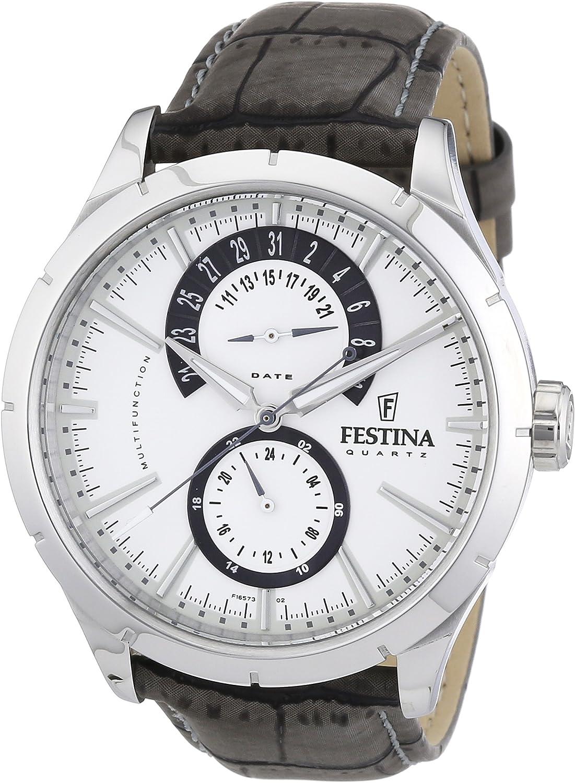 FESTINA Reloj Hombre multifunción - f16573-2