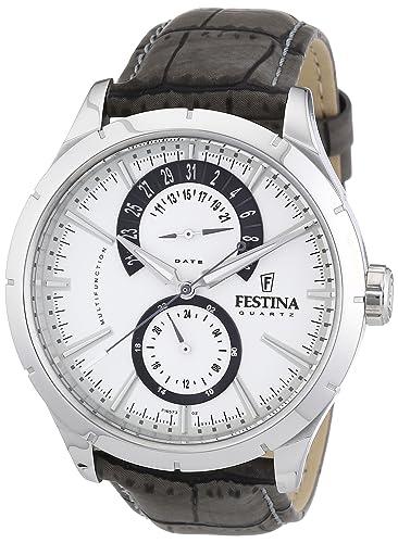 Amazon.com: Festina - Mens Watches - Festina - Ref. F16573/2: Festina: Watches