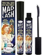 Mad Lash Full Size Duo Voluminous Mascara Set, Black, Cruelty-Free, 0.54 Oz