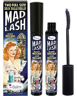 b8ab87f665f Mad Lash Full Size Duo Voluminous Mascara Set, Black, Cruelty-Free, 0.54